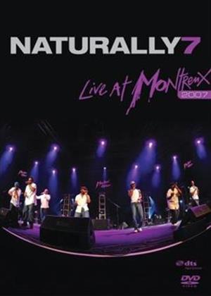 Rent Naturally 7: Live at Montreux Online DVD Rental