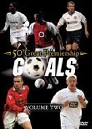 Rent 50 Great Premiership Goals V2 Online DVD Rental