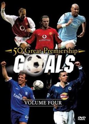 Rent 50 Great Premiership Goals V4 Online DVD Rental