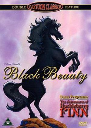 Rent Black Beauty / Huckleberry Finn Online DVD Rental