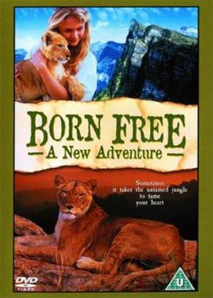 Born Free: A New Adventure Online DVD Rental