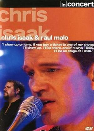 Rent Chris Isaak: In Concert Online DVD Rental