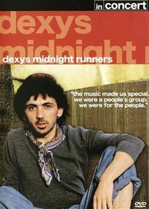 Dexys Midnight Runners: Live in Concert Online DVD Rental