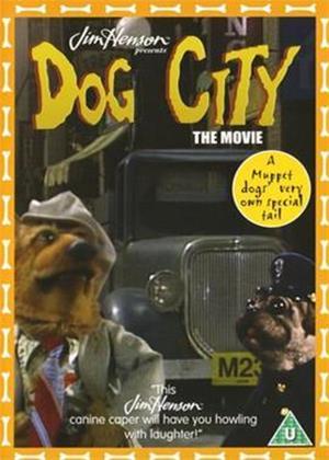 Rent Dog City: The Movie Online DVD Rental