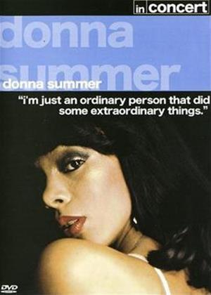 Donna Summer: In Concert Online DVD Rental