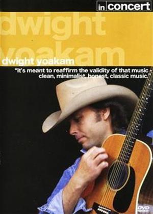 Dwight Yoakam: In Concert Online DVD Rental