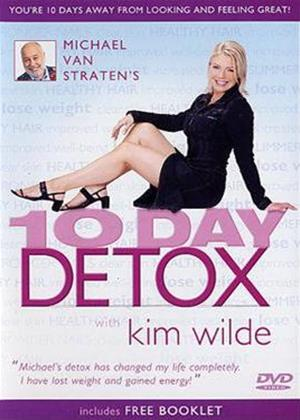 Kim Wilde: 10 Day Detox Online DVD Rental