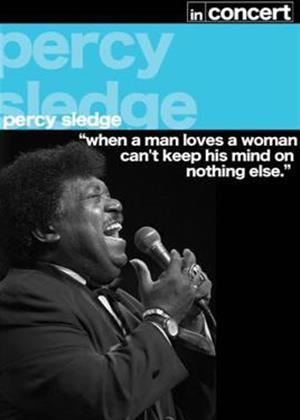 Rent Percy Sledge: In Concert Online DVD Rental