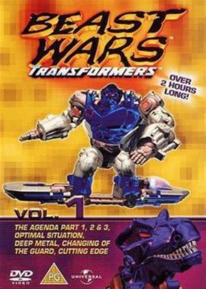 Beast Wars: Vol.1 Online DVD Rental