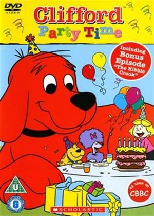 Clifford: Party Time Online DVD Rental