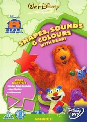 Bear in Big Blue House: Shapes, Sounds and Colours Online DVD Rental