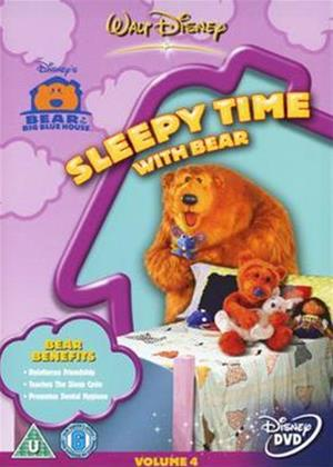 Bear in Big Blue House: Sleepy Time with Bear Online DVD Rental