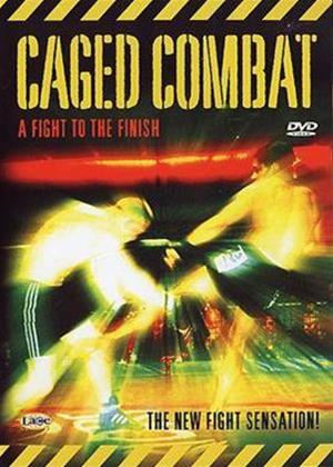 Caged Combat Online DVD Rental