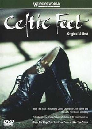 Rent Celtic Feet with Colin Dunne Online DVD Rental