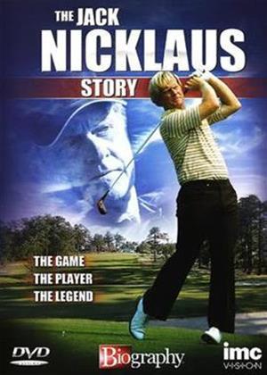 Jack Nicklaus: Biography Online DVD Rental