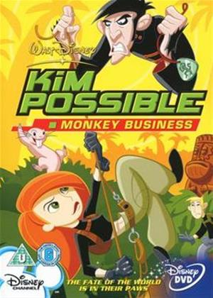 Kim Possible: Monkey Business Online DVD Rental