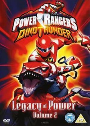 Rent Power Rangers: Dino Thunder: Legacy of Power: Vol.2 Online DVD Rental