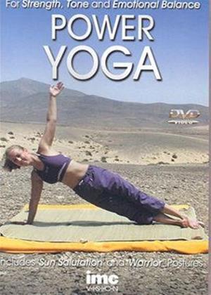 Power Yoga: Susan Fulton Online DVD Rental
