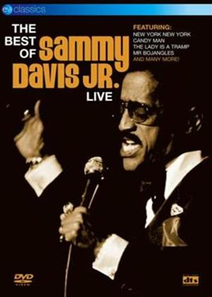 Rent Sammy Davis Jr: Best of Sammy Online DVD Rental
