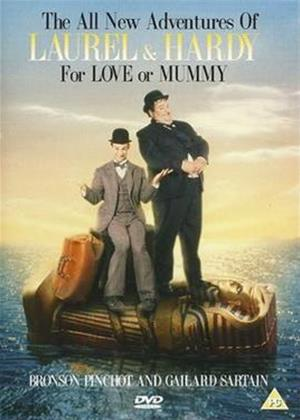 Laurel and Hardy: For Love or Mum Online DVD Rental