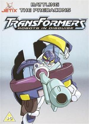 Transformers: Battling Predacon Online DVD Rental
