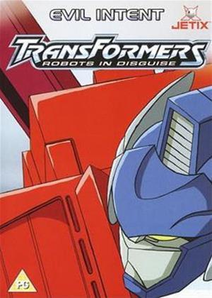 Rent Transformers: Evil Intent Online DVD Rental