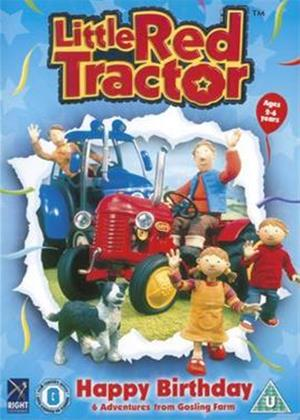 Rent Little Red Tractor: Happy Birthday Online DVD Rental