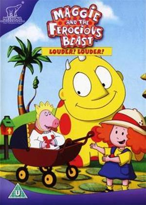Maggie and the Ferocious Beast: Louder Louder Online DVD Rental