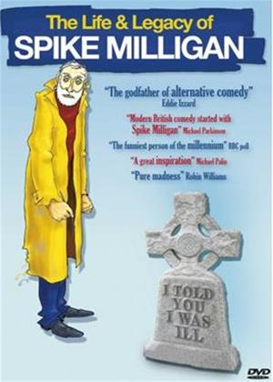 Spike Milligan: Life and Legacy Online DVD Rental