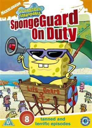 Rent Spongebob: Guard on Duty Online DVD Rental
