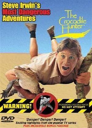 Rent Steve Irwin Crocodile Hunter Online DVD Rental