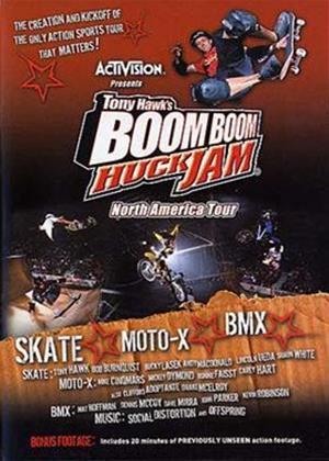 Rent Tony Hawks Boom Boom Huck Jam Online DVD Rental