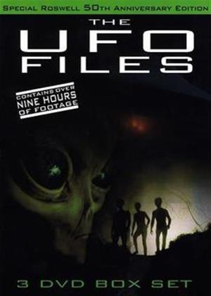 Rent UFO Files Online DVD Rental
