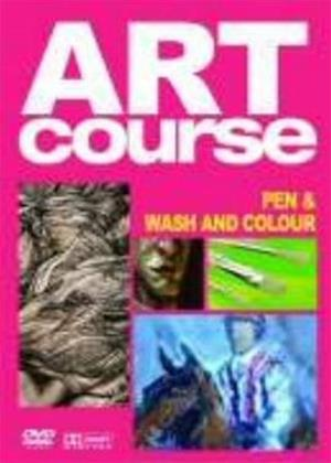 Art Course 2: Pen and Wash Online DVD Rental