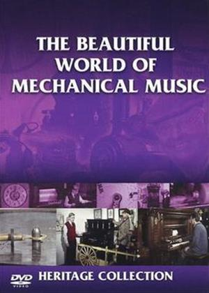 The Beautiful World of Mechanical Music Online DVD Rental