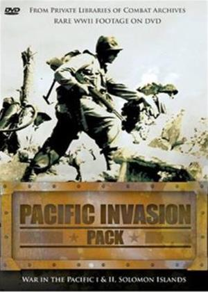 Pacific Invasion Pack Online DVD Rental