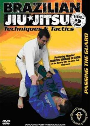 Brazilian Jiu Jitsu Techniques and Tactics 2: Passing the Guard Online DVD Rental