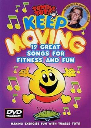 Rent Tumble Tots: Keep Moving Online DVD Rental