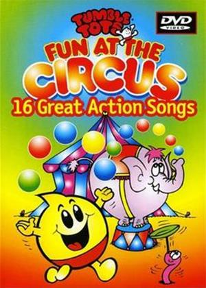 Tumble Tots: Fun at the Circus Online DVD Rental