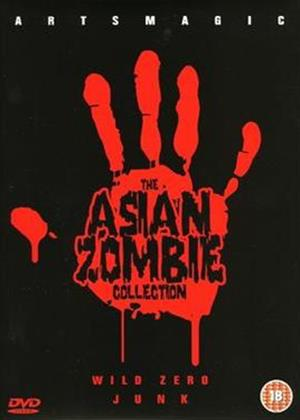 The Asian Zombie Collection Online DVD Rental