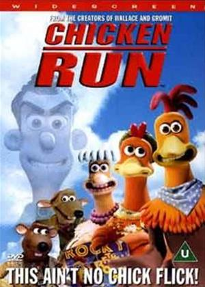 Chicken Run Online DVD Rental