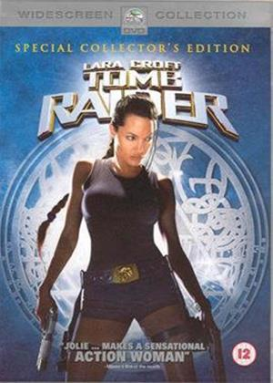 Lara Croft: Tomb Raider Online DVD Rental