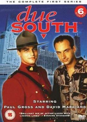 Due South: Series 1 Online DVD Rental