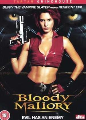Rent Bloody Mallory Online DVD Rental