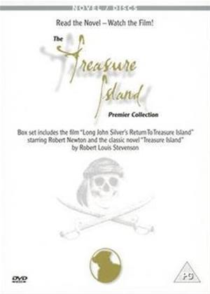 The Treasure Island Premier Collection Online DVD Rental