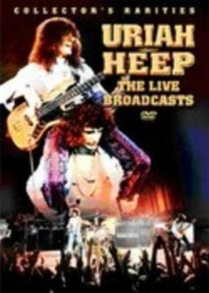 Uriah Heep: Collector's Rarities: The Live Broadcasts Online DVD Rental