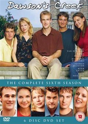 Rent Dawson's Creek: Series 6 Online DVD Rental