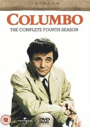 Columbo: Series 4 Online DVD Rental