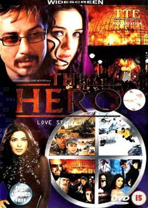 Rent The Hero: Love Story of a Spy Online DVD Rental