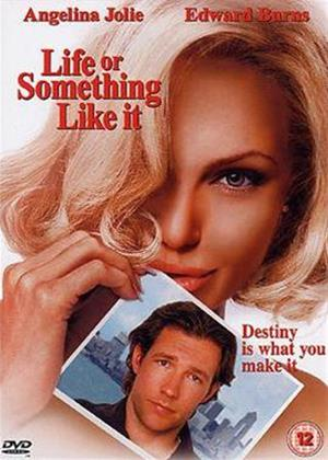 Life or Something Like It Online DVD Rental